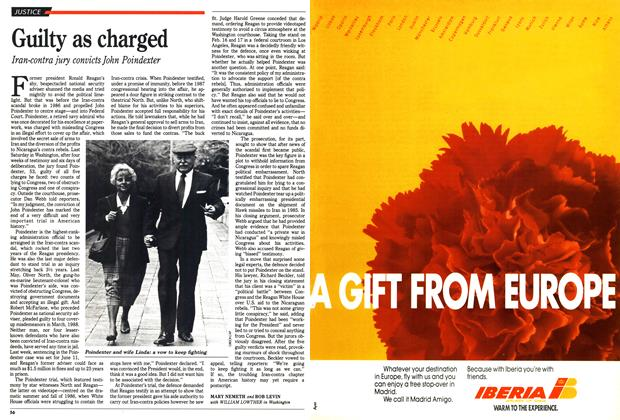 Article Preview: Guilty as charged, April 1990 | Maclean's