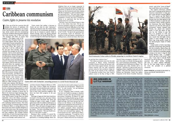 Article Preview: Caribbean communism, April 1990 | Maclean's
