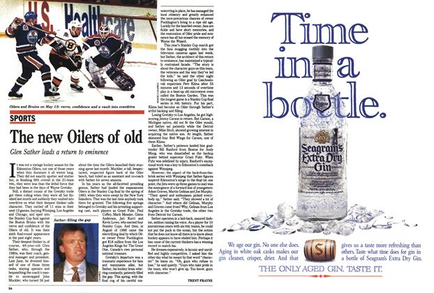 Article Preview: The new Oilers of old, May 1990 | Maclean's