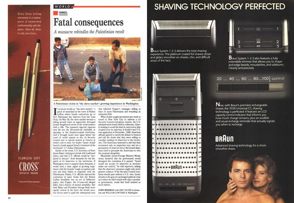 Article Preview: Fatal consequences, June 1990 | Maclean's