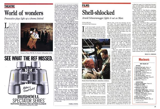 Article Preview: Shell-shlocked, June 1990 | Maclean's