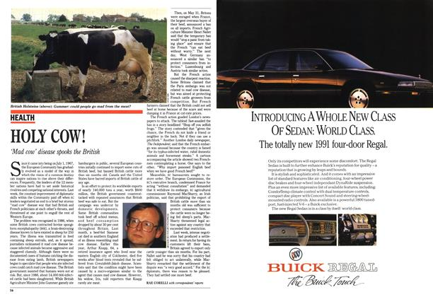 Article Preview: HOLY COW!, June 1990 | Maclean's