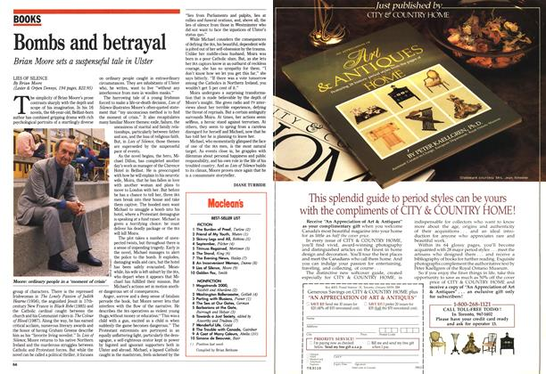 Article Preview: Bombs and betrayal, June 1990 | Maclean's