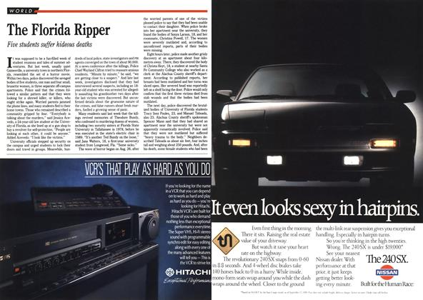 Article Preview: The Florida Ripper, September 1990 | Maclean's