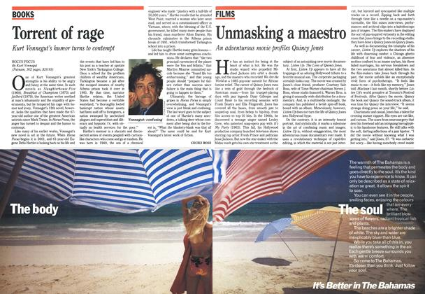 Article Preview: Unmasking a maestro, October 1990 | Maclean's