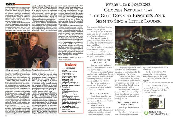 Article Preview: Maclean's BEST-SELLER LIST, October 1990 | Maclean's