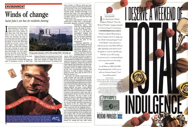 Article Preview: Winds of change, October 1990 | Maclean's