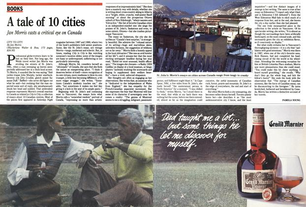 Article Preview: A tale of 10 cities, October 1990 | Maclean's