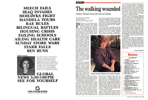 Article Preview: Maclean's BEST-SELLER LIST, October 1990 | Maclean's