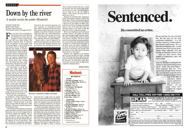 Article Preview: Down by the river, November 1990 | Maclean's