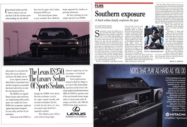 Article Preview: Southern exposure, November 1990 | Maclean's