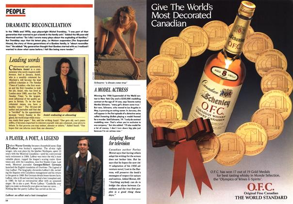 Article Preview: PEOPLE, November 1990 | Maclean's