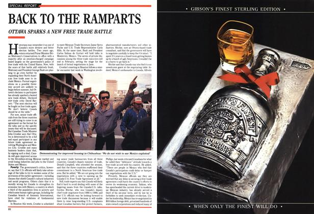 Article Preview: BACK TO THE RAMPARTS, December 1990 | Maclean's