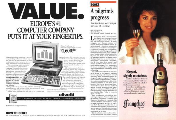 Article Preview: A pilgrim's progress, December 1990 | Maclean's