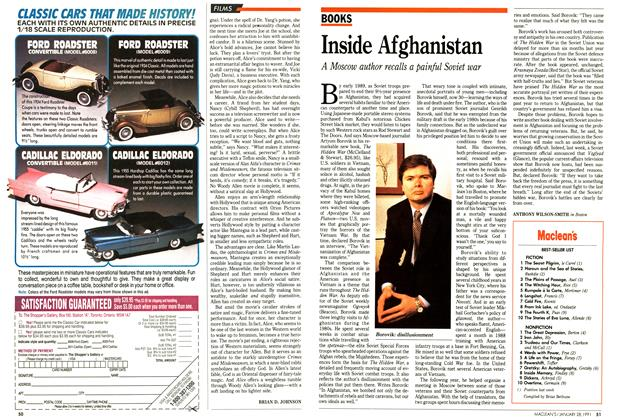 Article Preview: Inside Afghanistan, January 1991 | Maclean's