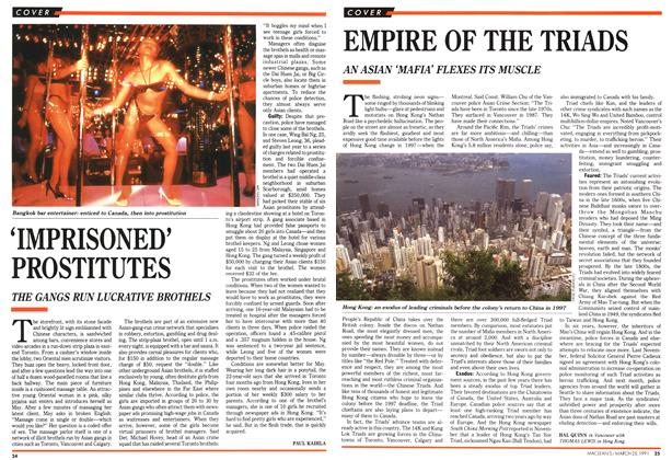 Article Preview: EMPIRE OF THE TRIADS, March 1991 | Maclean's