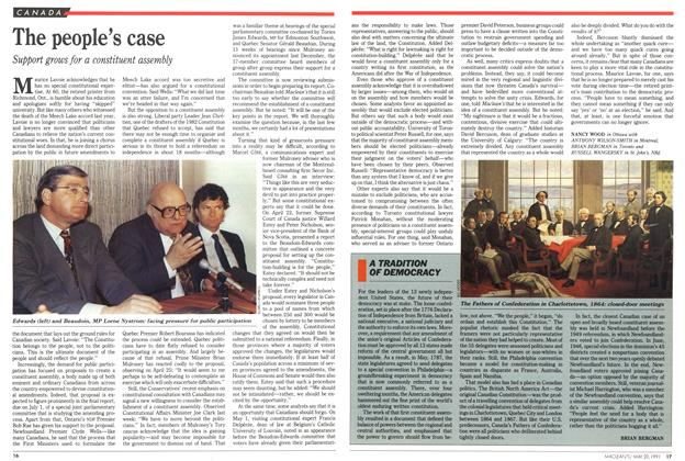 Article Preview: The people's case, May 1991 | Maclean's