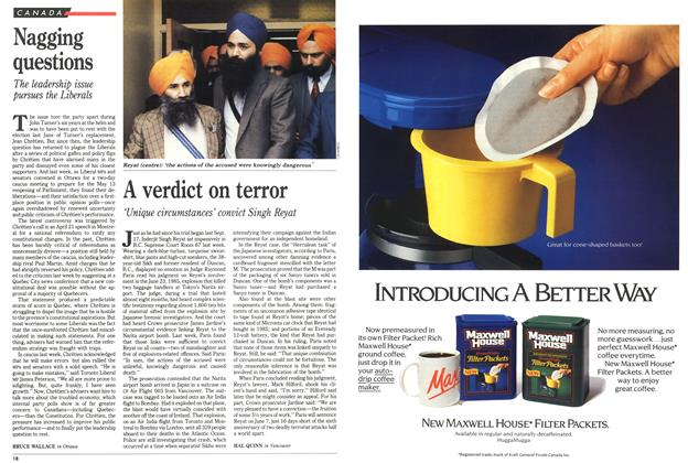 Article Preview: A verdict on terror, May 1991 | Maclean's