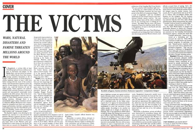 Article Preview: THE VICTIMS, May 1991 | Maclean's