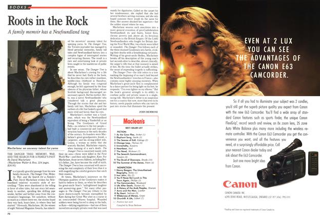 Article Preview: Maclean's BEST-SELLER LIST, May 1991 | Maclean's