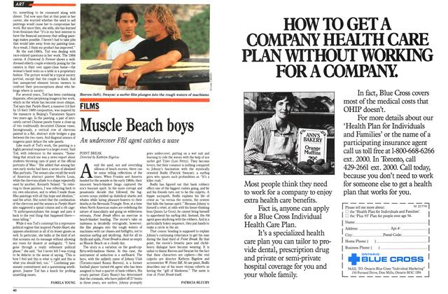 Article Preview: Muscle Beach boys, July 1991 | Maclean's