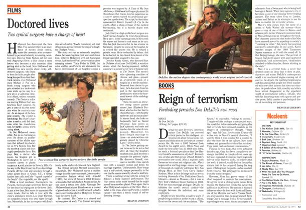 Article Preview: Reign of terrorism, August 1991 | Maclean's