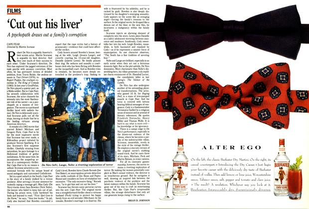 Article Preview: 'Cut out his liver', November 1991 | Maclean's