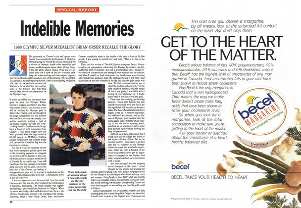 Article Preview: Indelible Memories, December 1991 | Maclean's