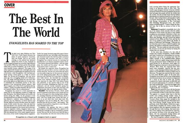 Article Preview: The Best In The World, December 1991 | Maclean's