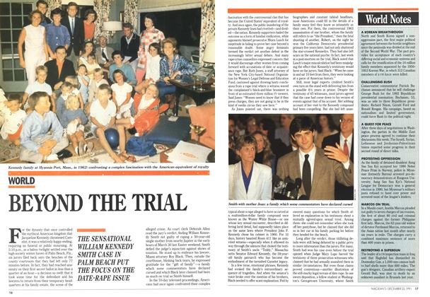 Article Preview: World Notes, December 1991 | Maclean's