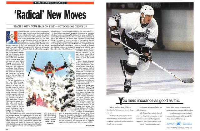 Article Preview: 'Radical' New Moves, February 1992   Maclean's
