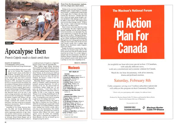 Article Preview: Maclean's BEST-SELLER LIST, February 1992 | Maclean's