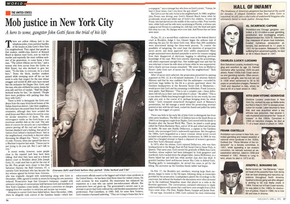 Article Preview: Mob justice in New York City, April 1992 | Maclean's