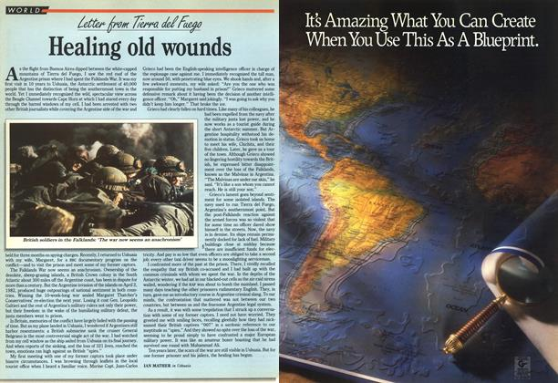 Article Preview: Healing old wounds, April 1992 | Maclean's