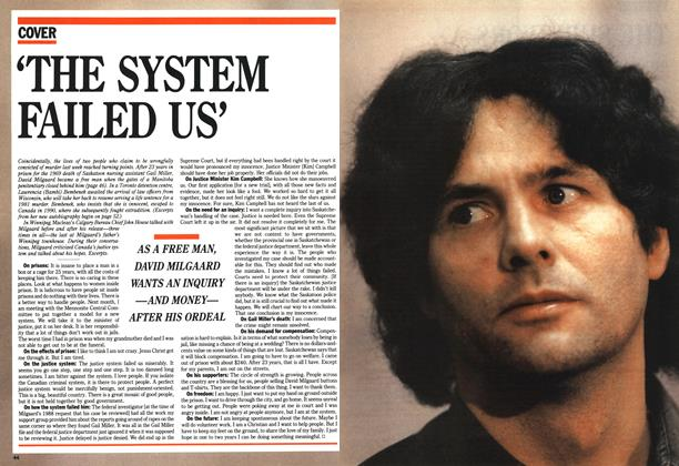Article Preview: THE SURVIVORS, April 1992 | Maclean's