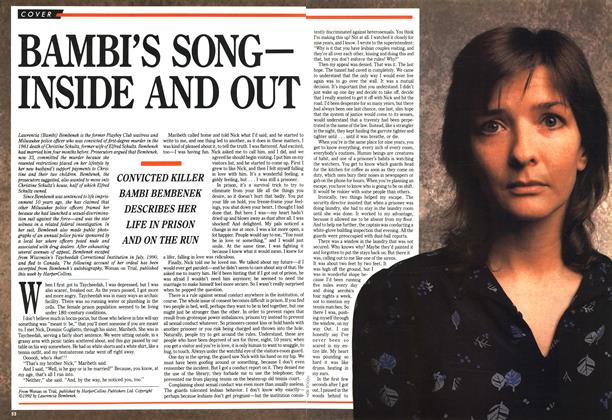 Article Preview: BAMBI'S SONG— INSIDE AND OUT, April 1992 | Maclean's