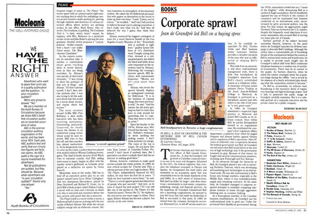 Article Preview: Corporate sprawl, April 1992 | Maclean's