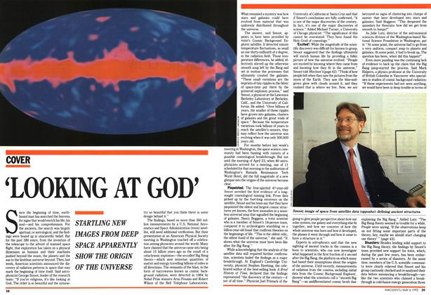Article Preview: 'LOOKING AT GOD', May 1992 | Maclean's