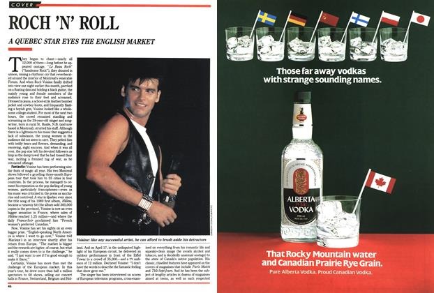 Article Preview: ROCH 'N' ROLL, June 1992 | Maclean's