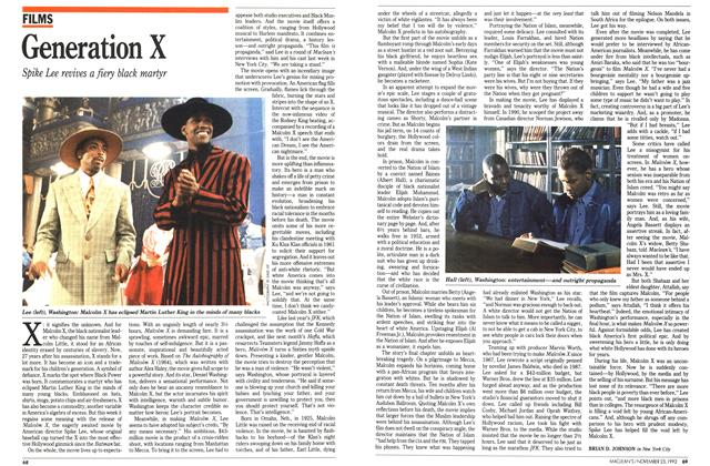 Article Preview: Generation X, November 1992 | Maclean's