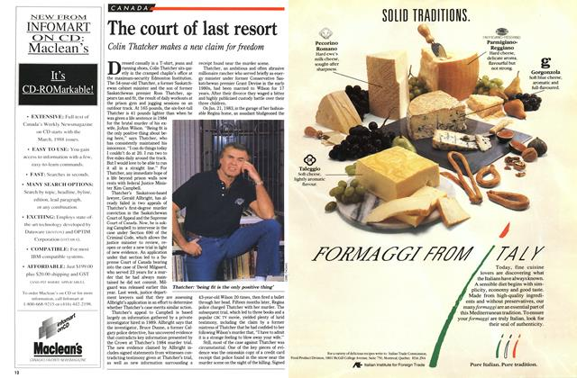 Article Preview: The court of last resort, November 1992 | Maclean's