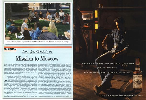 Article Preview: Mission to Moscow, December 1992 | Maclean's