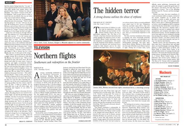 Article Preview: The hidden terror, December 1992 | Maclean's