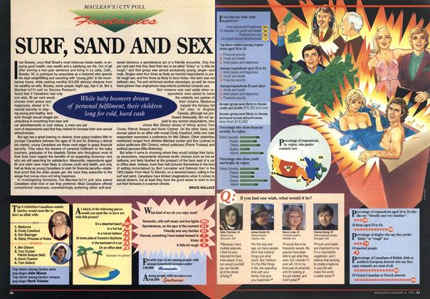 Article Preview: SURF, SAND AND SEX, January 1993 | Maclean's