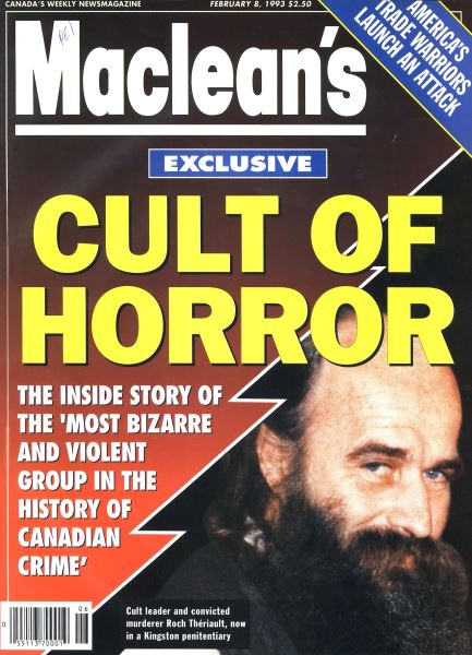 Issue: - February 1993 | Maclean's