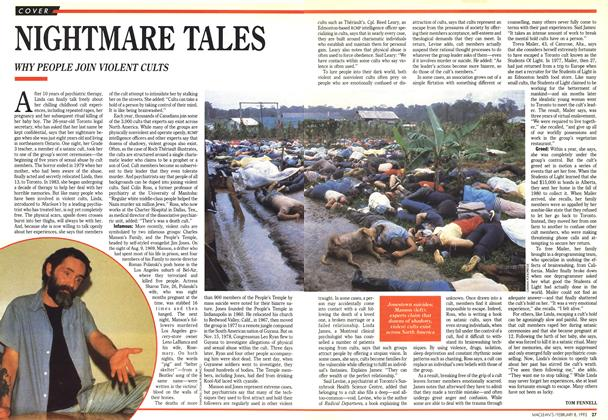 Article Preview: NIGHTMARE TALES, February 1993 | Maclean's