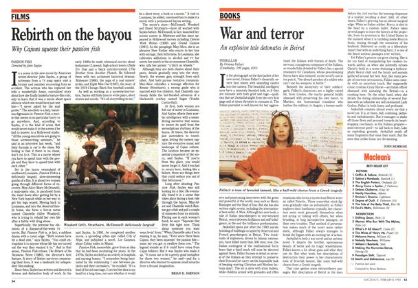 Article Preview: Rebirth on the bayou, February 1993 | Maclean's