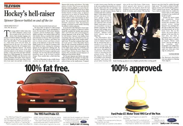 Article Preview: Hockey's hell-raiser, March 1993 | Maclean's