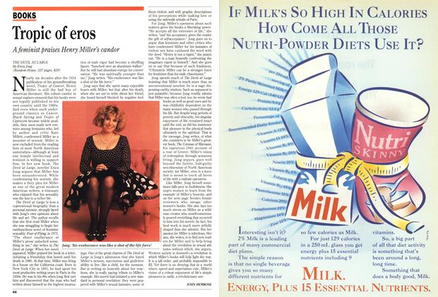 Article Preview: Tropic of eros, March 1993 | Maclean's