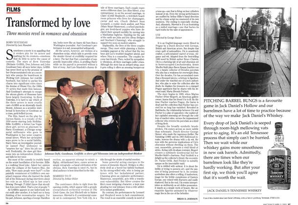 Article Preview: Transformed by love, April 1993 | Maclean's